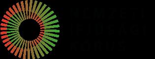 Nemzeti Ifjúsági Kórus Logo